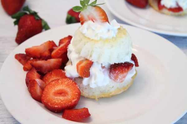 Strawberry Shortcake 670| 2CookinMamas