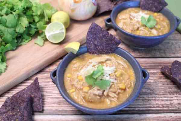White Chicken Chili 640a|2CookinMamas