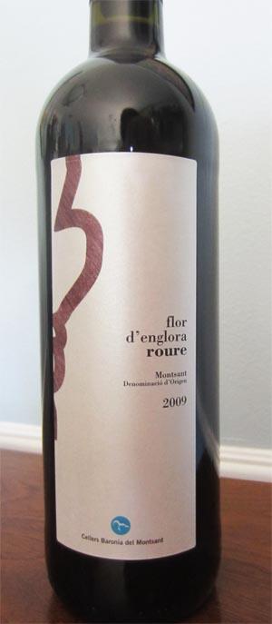 2009 Baronia Del Montsant Flor D'englora Roure