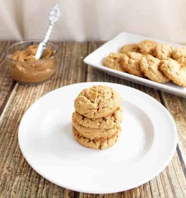 Gluten free Peanut Butter Cookies 2 | 2 Cookin Mamas