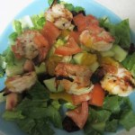 Grilled Thai Style Salad