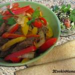 Stir It Up with Steak Fajitas