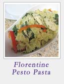 Florentine Pesto Pasta