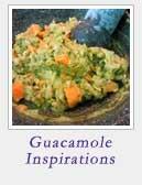 Guacamole Inspirations