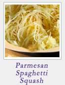 Parmesan Spaghetti Squash