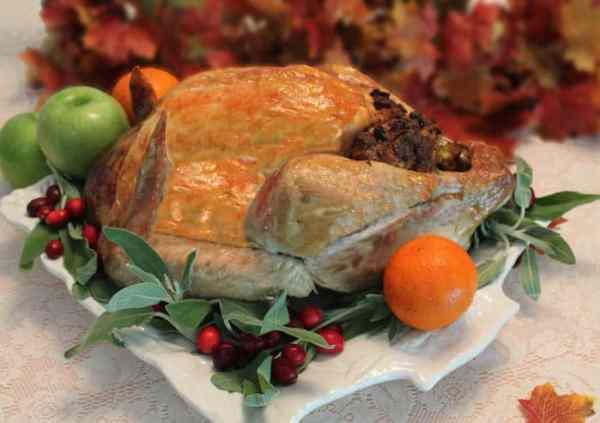 Thanksgiving Turkey 2 | 2 Cookin Mamas