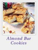 Almond Bar Cookies | 2CookinMamas