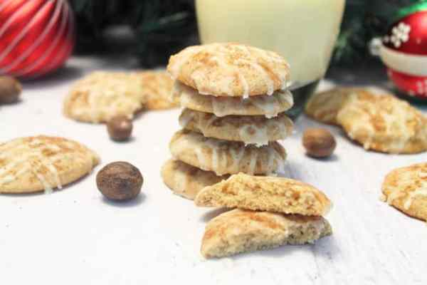 Eggnog Cookies 3 | 2 Cookin Mamas