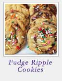 Fudge Ripple Cookies