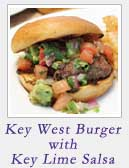 Key West Burger | 2 Cookin Mamas