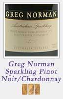 Greg Norman Sparkling Pinot Noir Chardonnay