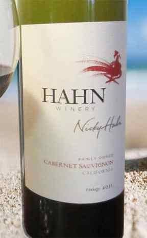 2011 Nicky Hahn Cabernet Sauvignon