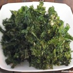 Healthy Delicious Kale Chips