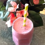 A Healthy Goji Berry Smoothie
