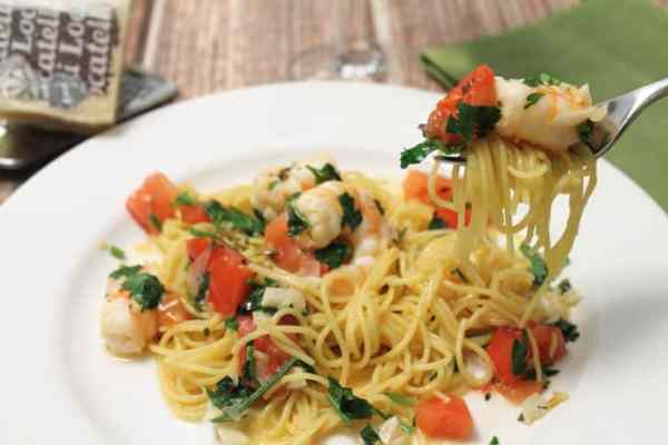 Shrimp Scampi 670|2CookinMamas