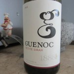 A California Petite Sirah from Guenoc
