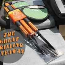 The Great BBQ Giveaway/2CookinMamas