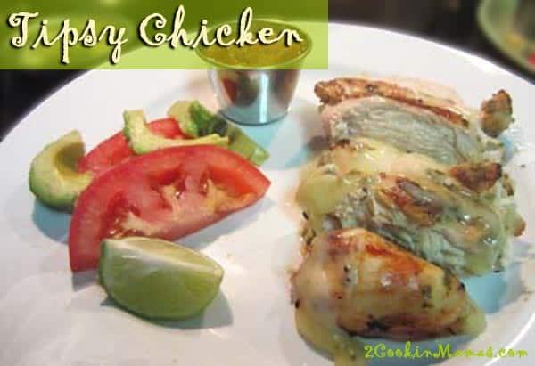 Tipsy Chicken | 2CookinMamas