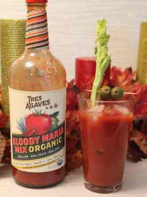 Bloody Maria with Tres Agaves