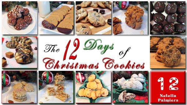 The 12 Days of Christmas Cookies Day 11 | 2CookinMamas