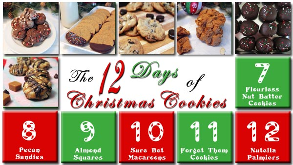 The 12 Days of Christmas Cookies Day 6 | 2CookinMamas