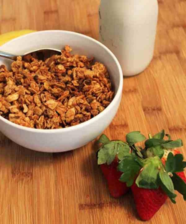 Nuttzo Granola Cereal | 2 Cookin Mamas