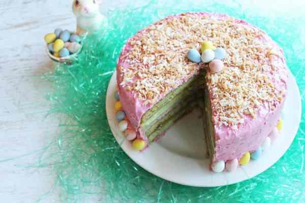 Key Lime Cake 3 | 2CookinMamas