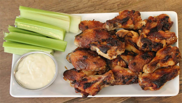 Crispy Baked Chicken Wings 2 | 2CookinMamas