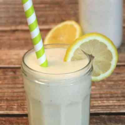Lemon Drop Smoothie 1 | 2CookinMamas
