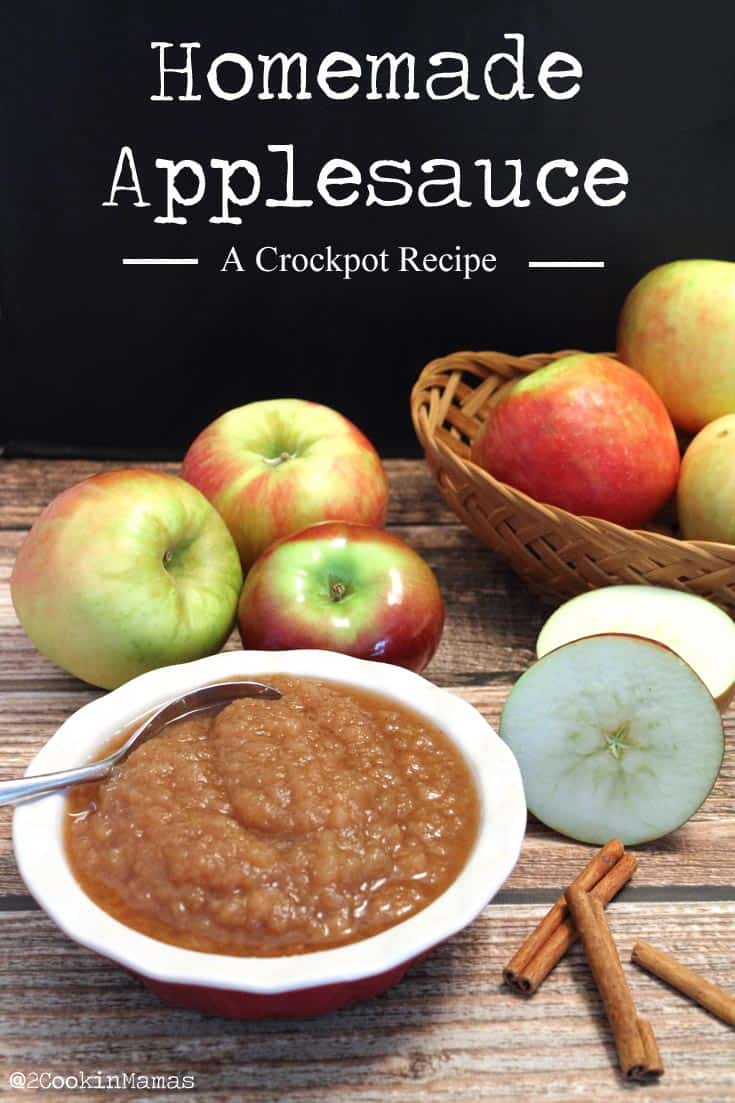 how to make easy applesauce at home