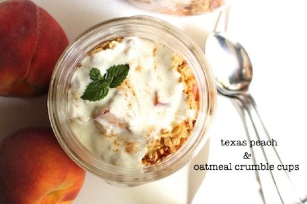 Texas_Peach_Oatmeal_Crumble_Cups from Local Savour