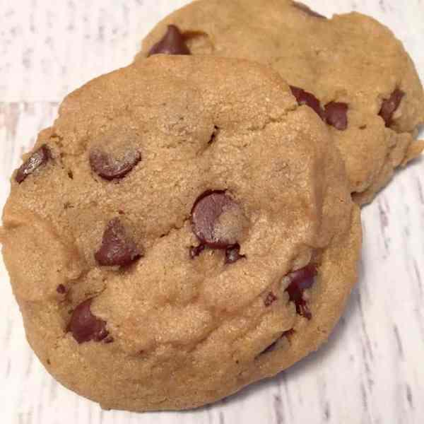 Bolay GF Chocolate Chunk Cookies|2CookinMamas
