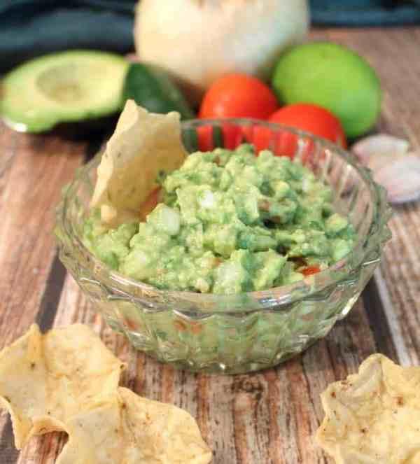 Classic Guacamole 5 | 2 Cookin Mamas