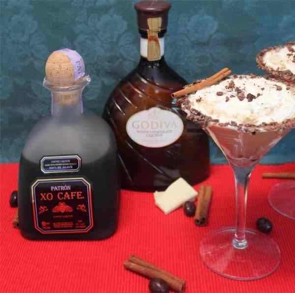 Mocha Latte Cocktail 7 | 2 Cookin Mamas