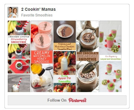 Smoothies Pinterest board