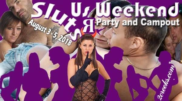 Sluts R Us Party, Swingers, Minnesota, Clothing Optional Campground, Wisconsin, Lesbian, Glbt, Transgender