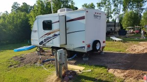 Express Super Lite, Lot 81, Full Hookup - all the comforts of home