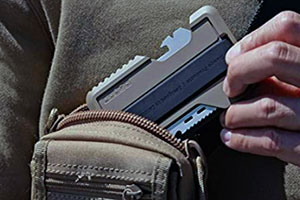 9 Best Tactical Wallets That Will Comfortably Fit In Your Pocket