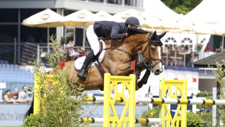 Verlooy Victorious In LGCT Hamburg Curtain Raiser - Phelps Sports