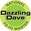 Dazzling Dave Yo Yo Master
