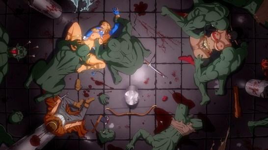 二次元,HCG,エロ画像,AbyssTide 後篇 堕ちた女神,陰者の廓
