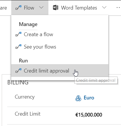 Trigger your Flow on Approval Request to send the custom