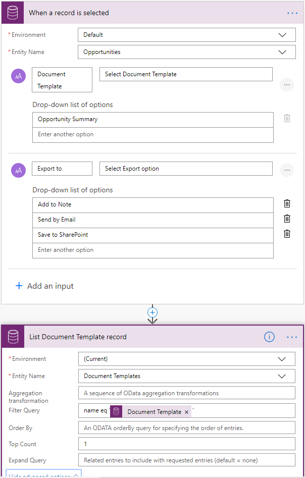 Generate PDF from Document Templates in CDS & Dynamics 365