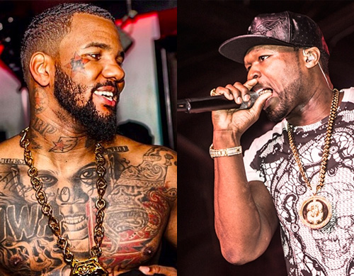 50 cent game thumb 50 Cent & Game To Share Release Date