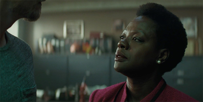 Image result for amanda waller viola davis