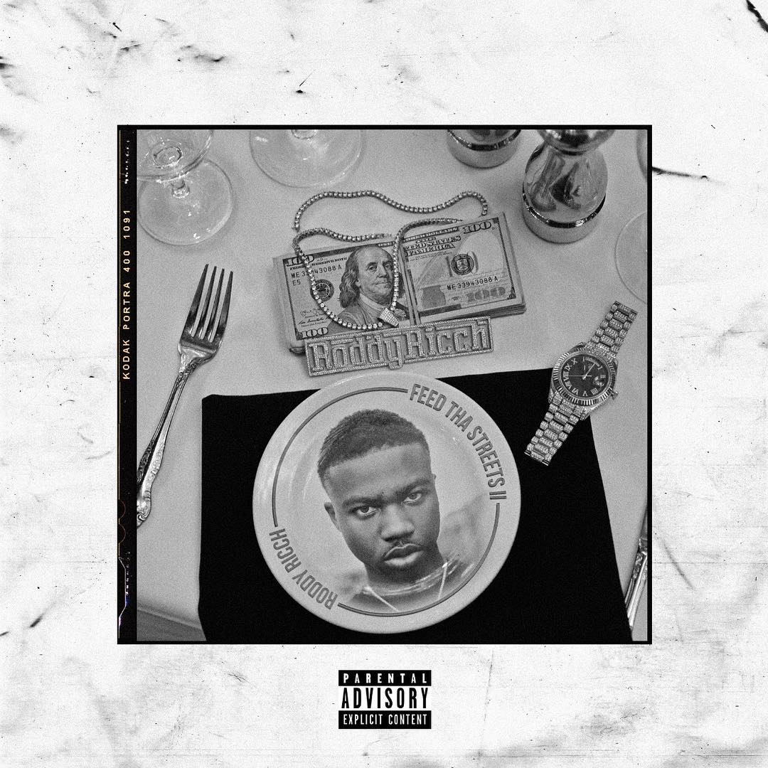 Image result for Feed Tha Streets II — Roddy Ricch