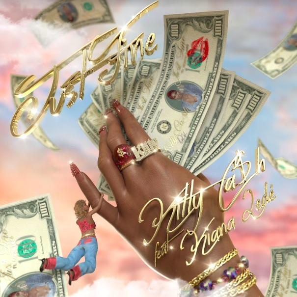 "Kiana Ledé Joins Kitty Ca$h On ""Just Fine"" Single"