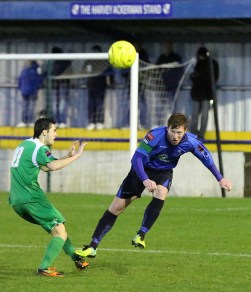 Weathers' clears to close out a Thamesmead attack