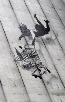 A Banksy in London