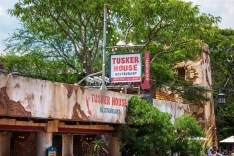 Tusker House, a hidden gem.